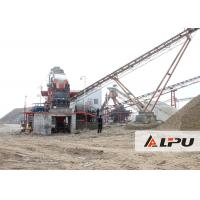 Wholesale Stationary Stone Crushing Plant for Ore Crushing / Screening from china suppliers