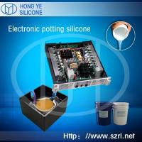 Buy cheap Electronic Potting Silicone Rubber of HY-9055 from wholesalers