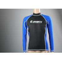 Wholesale Fleece Swim Shirt Boys Lycra Rash Guard  SPF Surfing  T-shirt Windsurf Shirt from china suppliers