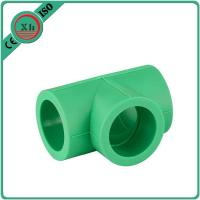 Wholesale Durable Plastic Pipe Tee Polypropylene Random / Ppr Pipes And Fittings from china suppliers