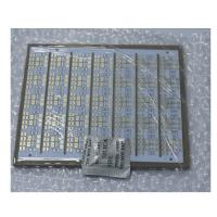 Wholesale 78 * 66mm White FR4 PCB 1.6MM Thickness For Lamps / Lanterns Application from china suppliers