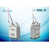 Wholesale laser nd yag q switch lazer to remove tattoo aser removal machines for sale 1064nm 532nm from china suppliers