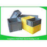 Wholesale Industrial Heavy Duty  Euro Stacking Containers 20L Load Capacity 20kg Space Saving from china suppliers