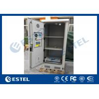 Wholesale Weatherproof Battery Outdoor Electronics Cabinet Anti Corrosion Coating from china suppliers