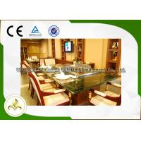 Wholesale 8  Seat Japanese Teppanyaki Grill Table Rice / Noodle Countertop Hibachi Grill from china suppliers