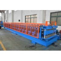 Wholesale Roof And Wall Panel Double Layer Roll Forming Machine Auto With 18 Stations from china suppliers