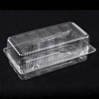 Wholesale Transparent Disposable Food Container, Eco-friendly, Recycle, Food-grade, Easy to Use and Durable from china suppliers