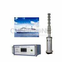 Wholesale Ultrasonic Water Treatment System For Ship Sewage Treatment 500W from china suppliers