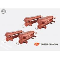 Wholesale Industrial Shell And Tube Heat Exchanger , R410a Tube Stainless Steel Evaporator from china suppliers