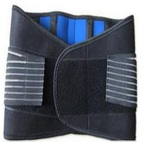 Quality Adjustable Neoprene Double Pull LUMBAR SUPPORT for sale