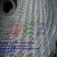 Wholesale knitted stainless steel wire mesh from china suppliers