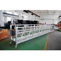 Wholesale ZLP630 Aluminium Alloy Electric Suspended Platform Cradle Equipment 630 Rated Load from china suppliers