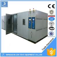 Wholesale Big Room 220v Temperature Humidity Test Chamber Walk-In Environmental Test Chamber from china suppliers