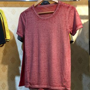 China Men's Fashion T-shirt on sale