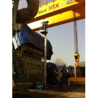 Wholesale Trailer Mounted Vertical Single Mast Lift 8 Meter Mobile Elevating Working Platform from china suppliers