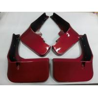 Wholesale Professional Red Painted Mud Guard , Toyota High Lander 2012 Mud Flaps from china suppliers