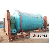 Quality Durable Mining Grinding Ball Mill for Ore Cement Final Product Size 100 - 325 Meshes for sale