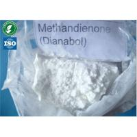 Wholesale Androgenic Anabolic Steroids Metandienone Dianabol White Powder for Muscle Growth CAS 72-63-9 from china suppliers