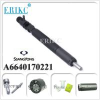 Wholesale ERIKC delphi original CR injector EJBR04701D auto car SSANGYONG 4701D diesel fuel injection pump A6640170221 from china suppliers