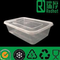 Wholesale Plastic Food Container Can Microwave Container (450ML) from china suppliers