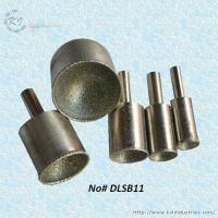 Wholesale Diamond Coated Spherical Head Mounted Points - DLSB11 from china suppliers