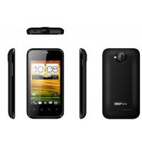 Wholesale Dual SIM Unlocked GSM Android Phones , Dual Standby smart phone H3033 from china suppliers