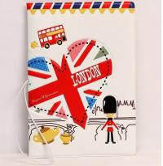 London Style Travel Passport Holder