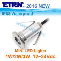 Wholesale Water -Proof MIMI  Recessed RGB Spotlights Optional Lighting Angle IP68 Decking Downlights from china suppliers