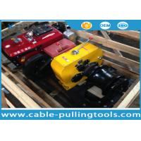 Wholesale Steel 8T Diesel Power Cable Winch Puller For Overhead Line Transmission from china suppliers