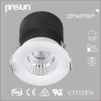 Wholesale 5W Warm White With Tridonic Driver OF Fix Recessed LED Downlight from china suppliers