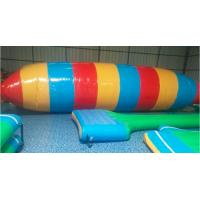 Wholesale Durable Inflatable Water Parks , Inflatable Water Catapult Blob from china suppliers
