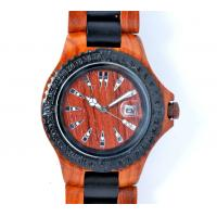 Wholesale Luxury natural wood watches / Wooden Bracelet Watch for ladies , multi color from china suppliers