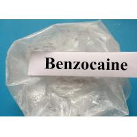 Wholesale Benzocaine Hydrochloride Local Anesthetic Agents Benzocaine HCl CAS NO 23239-88-5 from china suppliers