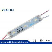 Wholesale Waterproof IP68 5630 SMD Samsung LED Module with ABS Injection Shell  Epoxy Resin Glue from china suppliers