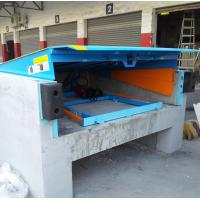 Wholesale Safety 12 Ton Loading Dock Leveler , Hydraulic Warehouse Truck Dock Equipment from china suppliers