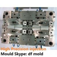 Wholesale High Quality and Long Lifespan Injection Molding Plastic Molds From DF mold from china suppliers