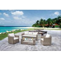 Wholesale Outdoor Garden Patio Seating Sets PE Rattan / Wicker Deep Seating Furniture from china suppliers