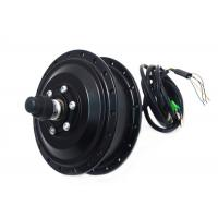 Buy cheap Front / Rear Wheel Electric Bicycle Motor , 36v 350w E Bike Hub Motor from wholesalers