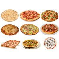 Wholesale 2 - 4 Rows Pizza Dough Making Machine , Automated Pizza MachineCustomized Diameter from china suppliers