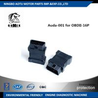 Wholesale Automotive Diagnostic Tools / Vehicle Diagnostic Port OBD II Adapter Auda - 001 from china suppliers