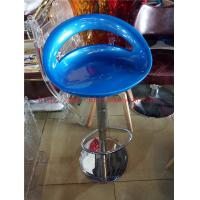 Buy cheap Steel Back Frame Lab Chairs And Stools , Customized Made Revolving Lab Bench Chairs from wholesalers