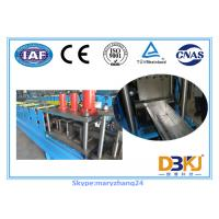 Quality 50Hz 3 phase Colored Steel Seamless Gutter Machine ISO SGS CE for sale