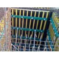 Wholesale Retaining Wall Formwork Economic Simple Timber Beam Formwork For Curve from china suppliers