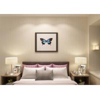 Non woven modern removable wallpaper for bedroom with - Papier peint pour chambre a coucher adulte ...