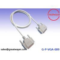Wholesale UL 20276 24AWG Full 37 Pin HDB Video Graphics Array Male to Female Extension for Monitor from china suppliers
