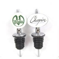 Wholesale Hot Selling Stainless Steel Wine Pourer / Pour Spout Stopper with Eplogo Logo from china suppliers