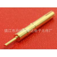 Wholesale BNC coaxial connector female center pin inner conductor soldering type for PCB mount from china suppliers