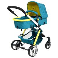 Wholesale Baby Pushchair 3 IN 1 EN1888 Baby Stroller Travel System Plus Mama Bag from china suppliers