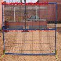 Wholesale Cheap Construction Site  Portable Safety Canada/America temporary fence from china suppliers