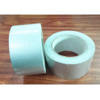 Wholesale 0.05mm Heat Insulating Tape Sealing Silver Square Grid Aluminum Foil Tape from china suppliers